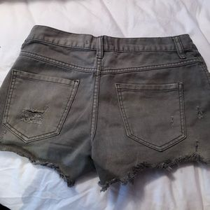 Free People Shorts - Jean shorts